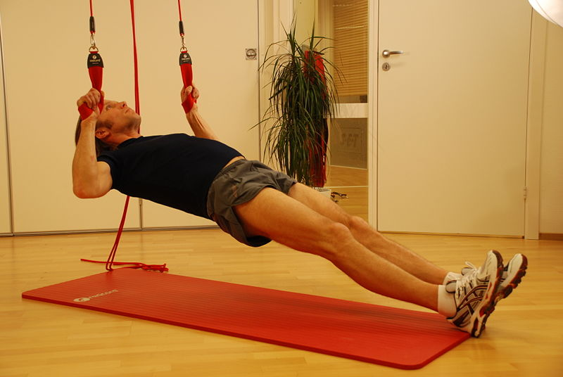 TRX Pull Ups: A Complete Guide
